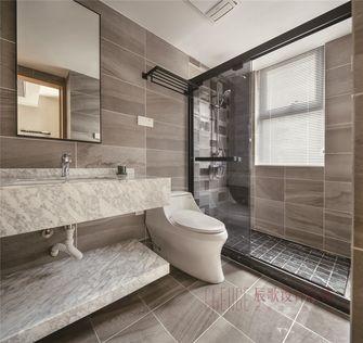 15-20万130平米三室一厅现代简约风格卫生间图