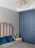 10-15万120平米公寓轻奢风格卧室装修案例