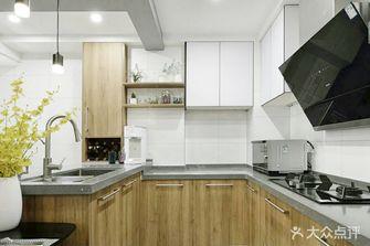 经济型70平米北欧风格厨房图片大全