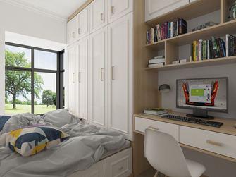 70平米田园风格卧室图