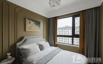 20万以上130平米三室两厅法式风格卧室效果图