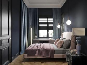 70平米三室两厅新古典风格卧室欣赏图