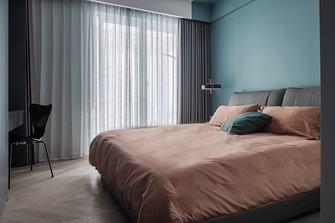 富裕型四室一厅轻奢风格卧室装修图片大全