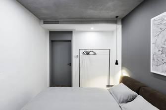 20万以上140平米复式混搭风格卧室设计图