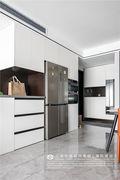 15-20万90平米三室两厅现代简约风格玄关装修案例