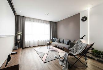 120平米三混搭风格客厅效果图