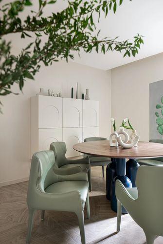 豪华型140平米四室两厅混搭风格餐厅装修效果图