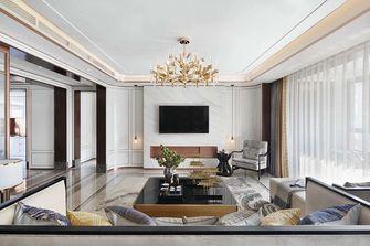 豪华型140平米四室两厅中式风格客厅装修案例