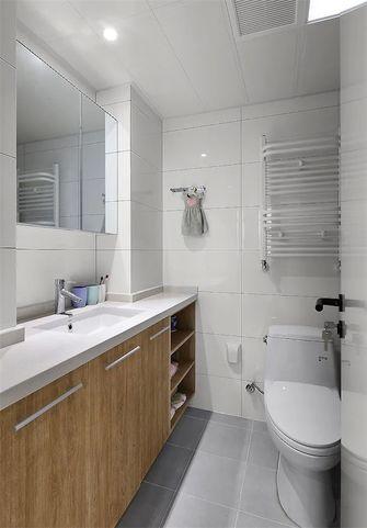 5-10万100平米三室两厅日式风格卫生间装修图片大全