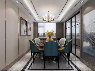 豪华型140平米四港式风格餐厅图片