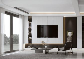20万以上140平米别墅英伦风格客厅效果图
