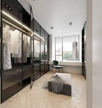 经济型三室两厅现代简约风格衣帽间图片