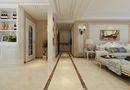 15-20万140平米三室一厅欧式风格走廊图