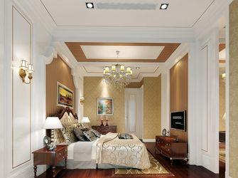 豪华型140平米四欧式风格卧室装修案例