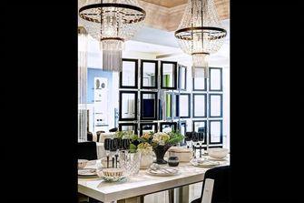 140平米三室两厅新古典风格其他区域装修图片大全