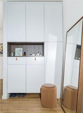 富裕型100平米三室一厅北欧风格玄关效果图