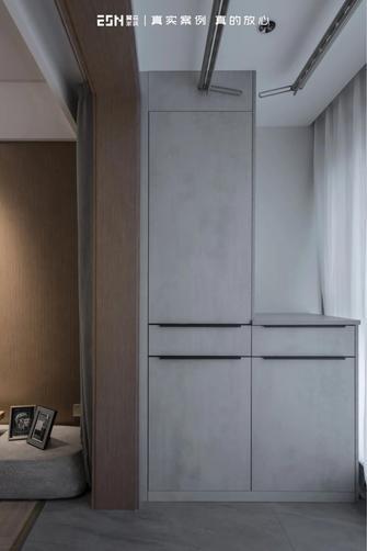 20万以上130平米三室两厅现代简约风格阳台装修效果图
