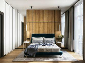 公寓美式风格卧室图