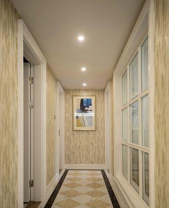 豪华型140平米四室两厅欧式风格走廊图