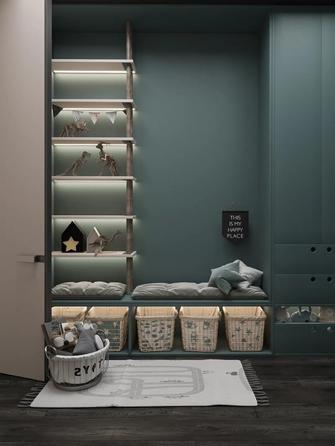 经济型30平米以下超小户型轻奢风格卧室图片