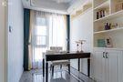 豪华型110平米四室两厅美式风格书房设计图