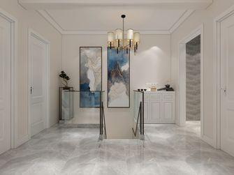 140平米复式现代简约风格楼梯间效果图