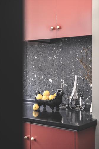 80平米一居室现代简约风格厨房装修图片大全