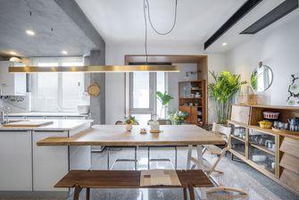 15-20万110平米三室两厅日式风格餐厅装修案例