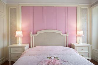 豪华型140平米四室一厅法式风格卧室图片大全