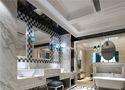 20万以上140平米复式欧式风格卫生间设计图