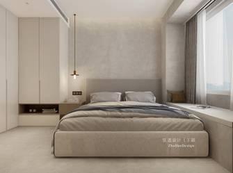10-15万80平米三室三厅日式风格卧室效果图