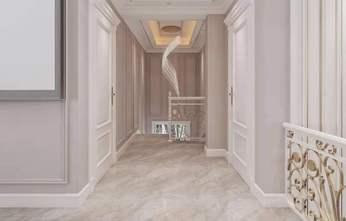 20万以上140平米别墅法式风格楼梯间欣赏图