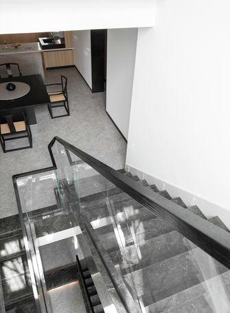 15-20万140平米别墅现代简约风格楼梯间图片