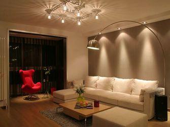 富裕型120平米三室两厅东南亚风格客厅装修案例