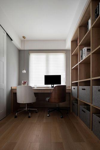100平米三北欧风格书房设计图