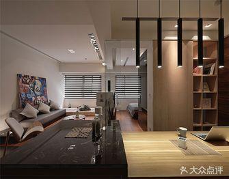 富裕型60平米公寓港式风格餐厅效果图
