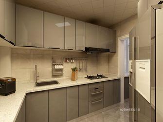 15-20万140平米三室两厅混搭风格厨房图片大全