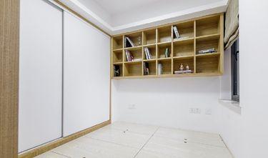 5-10万60平米三日式风格青少年房设计图