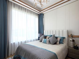15-20万90平米三室两厅地中海风格卧室设计图