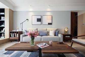 三室两厅北欧风格客厅效果图
