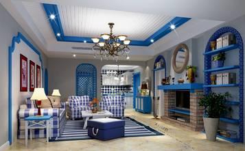 20万以上140平米地中海风格客厅装修案例