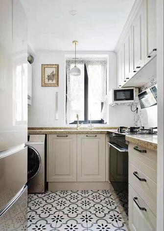 经济型40平米小户型法式风格厨房装修案例