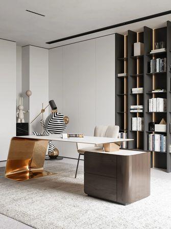 轻奢风格书房设计图