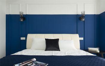 富裕型90平米混搭风格卧室设计图