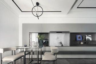 5-10万80平米三现代简约风格餐厅欣赏图