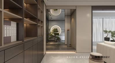 豪华型140平米四室两厅中式风格玄关装修图片大全