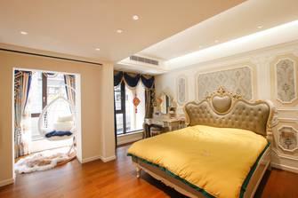 豪华型140平米别墅法式风格卧室装修案例