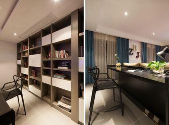 20万以上140平米四室两厅混搭风格书房效果图