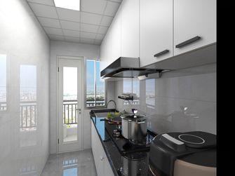 5-10万40平米小户型现代简约风格厨房图