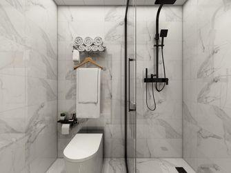 20万以上120平米一居室现代简约风格卫生间装修效果图
